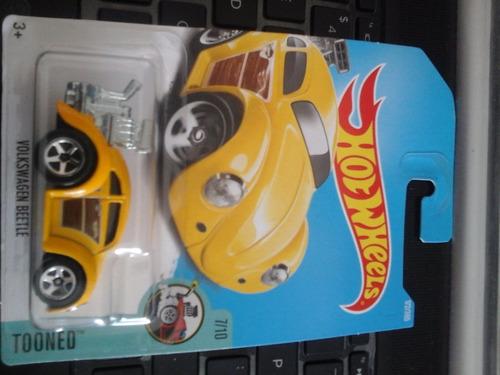hot wheels volkwagen beetle tooned