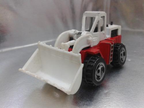 hot wheels - wheel loader de 2000 bs