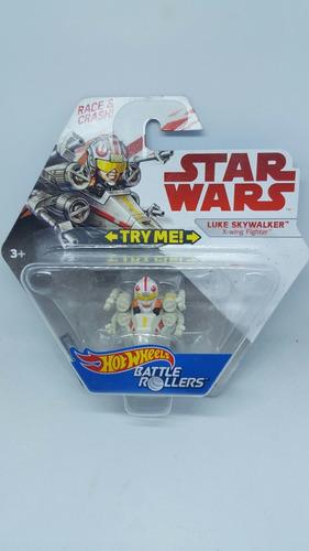 hot wheels x-wing fighter luke skywalker