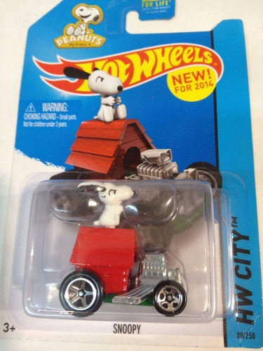 hot wheels:basicos snopy