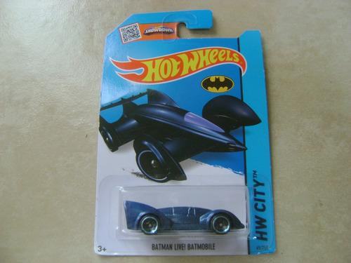 hot whels batman live batmobile