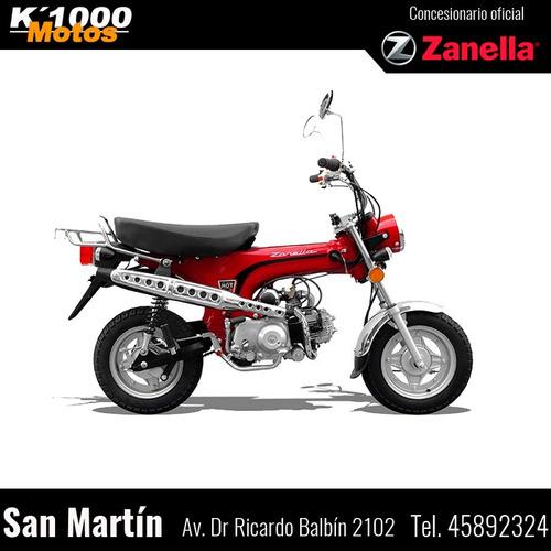 hot zanella g2 90 cc = dax retro