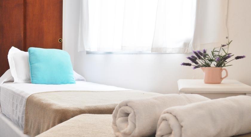hotel 3 estrellas en valeria del mar
