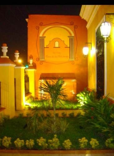hotel boutique casa de las columnas