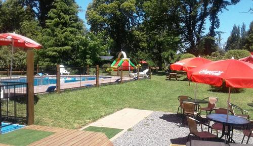 hotel-cabañas-camping araucania andina