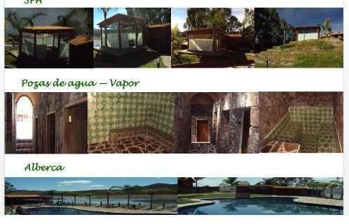 hotel campestre en venta en tierra nueva  frente a presa la muã¿eca