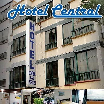 hotel central quimbaya