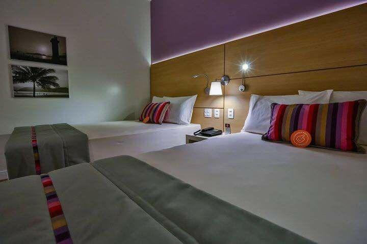 hotel com 1 quartos para comprar no pompéia em santos/sp - 1056