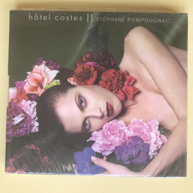 Hotel Costes 11 Stephane Pompougnac Cd Importado Nuevo