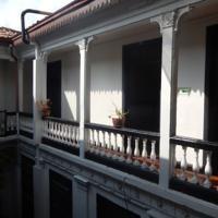 hotel econimico en el centro historico de bogota