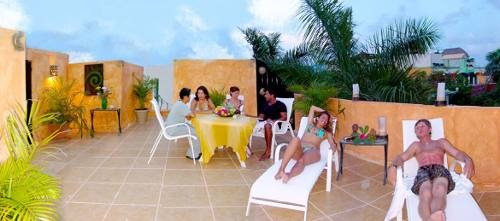 hotel  en playa del carmen / solidaridad - ham-389-ho*