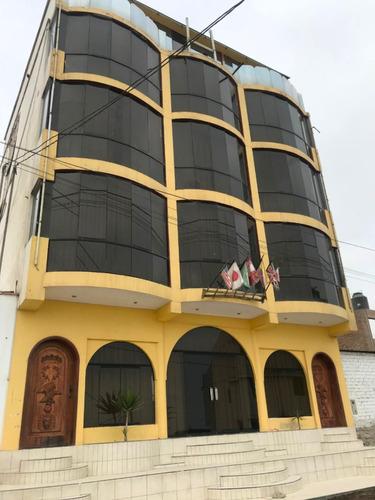 hotel en punta rocas c/ piscina/ jacuzzi /bar