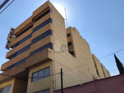 hotel en venta 6 niveles en libertad col. centro/ celaya (guanajuato) inlcuye area comercial.