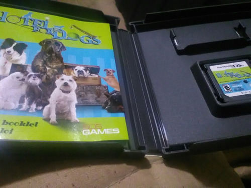 hotel for dogs nintendo ds