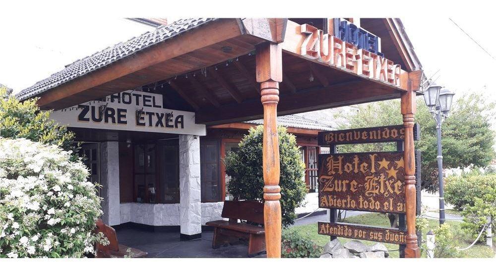 hotel funcionando en pta. mogotes - 21 hab.