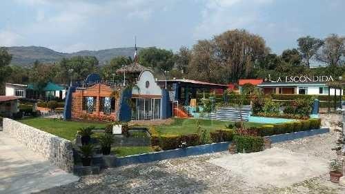 hotel-hacienda en venta en san mateo xoloc / tepotzotlán (estado de méxico)