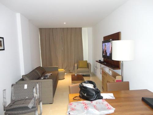 hotel intercontinental, departamento amueblado