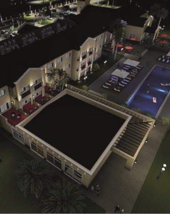 hotel - lobos