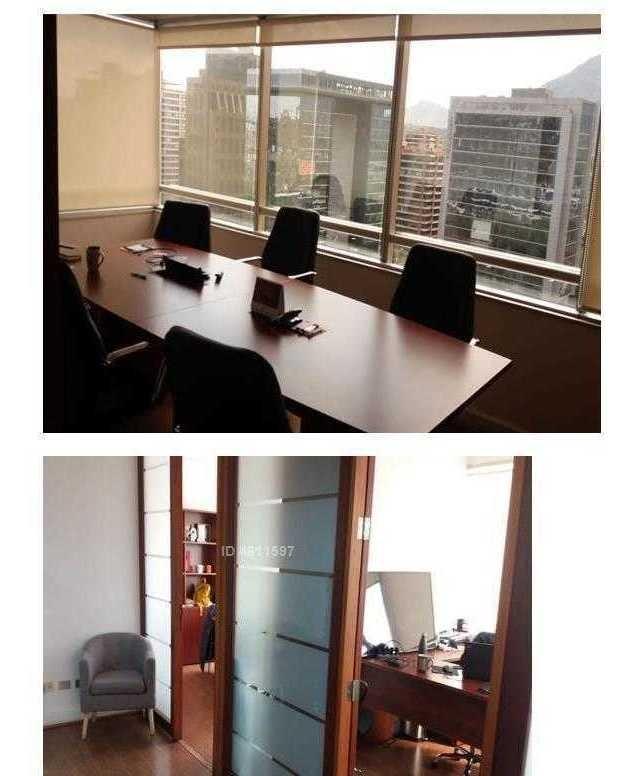 hotel marriott excelente oficina habilitada en torre poniente