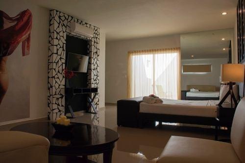 hotel nuevo y completamente equipado.