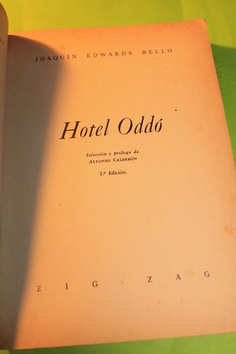 hotel oddo  joaquin edwards bello