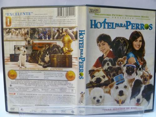 hotel para perros dreamworks dvd original 1az