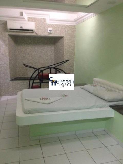 hotel para venda boca do rio, salvador 40 dormitórios, 8 garagens privativas, 1.400 m². - tba136 - 4470882