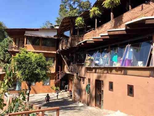 hotel-restaurante de valle bravo