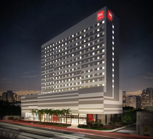 hotel - santo amaro - ref: 383 - v-383