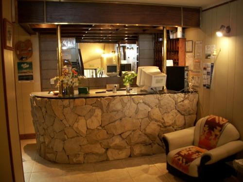 hotel saona frente al mar - mar del plata - punta mogotes
