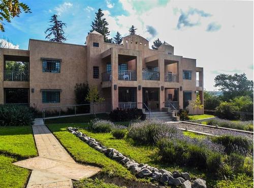 hotel shanti - santa cecilia de thea -  v. giardino - córdoba la cumbre
