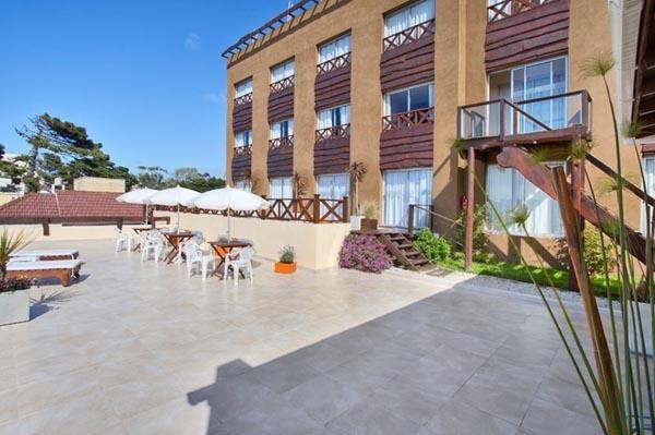 hotel - valeria del mar