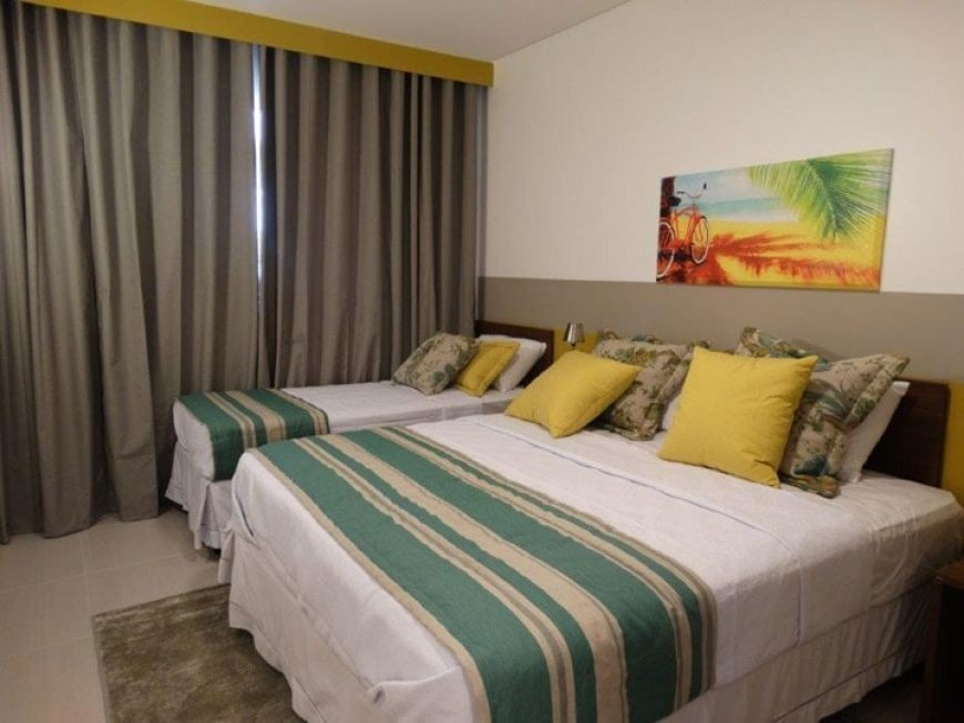 hotel venda flat apart
