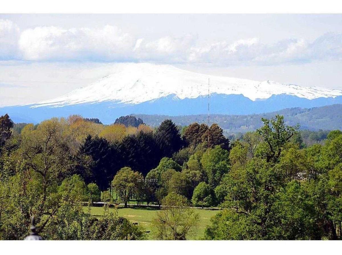 hotel vista lago y volcanes