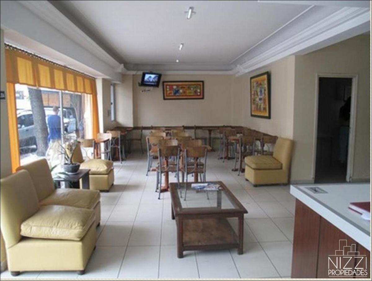 hotel z/ vieja terminal - ref: 103
