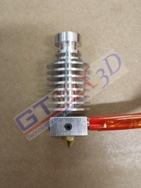 hotend allmetal (bico) - p/ impressora 3d prusa reprap
