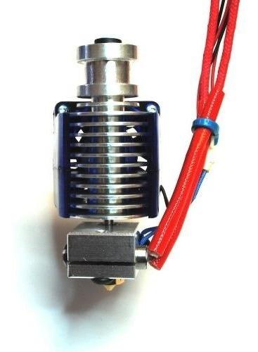 hotend e3d ptfe extrusor v6 1.75mm impresora 3d reprap prusa