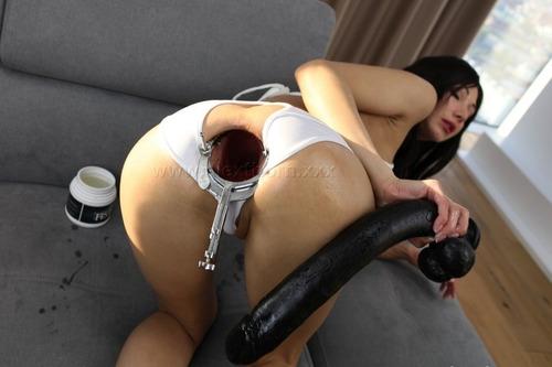 hotkinkyjo - vol.1  (fist, anal, dildo, bdsm, lesbian)