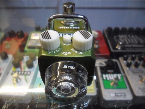 hotone pedal para guitarra electrica verb