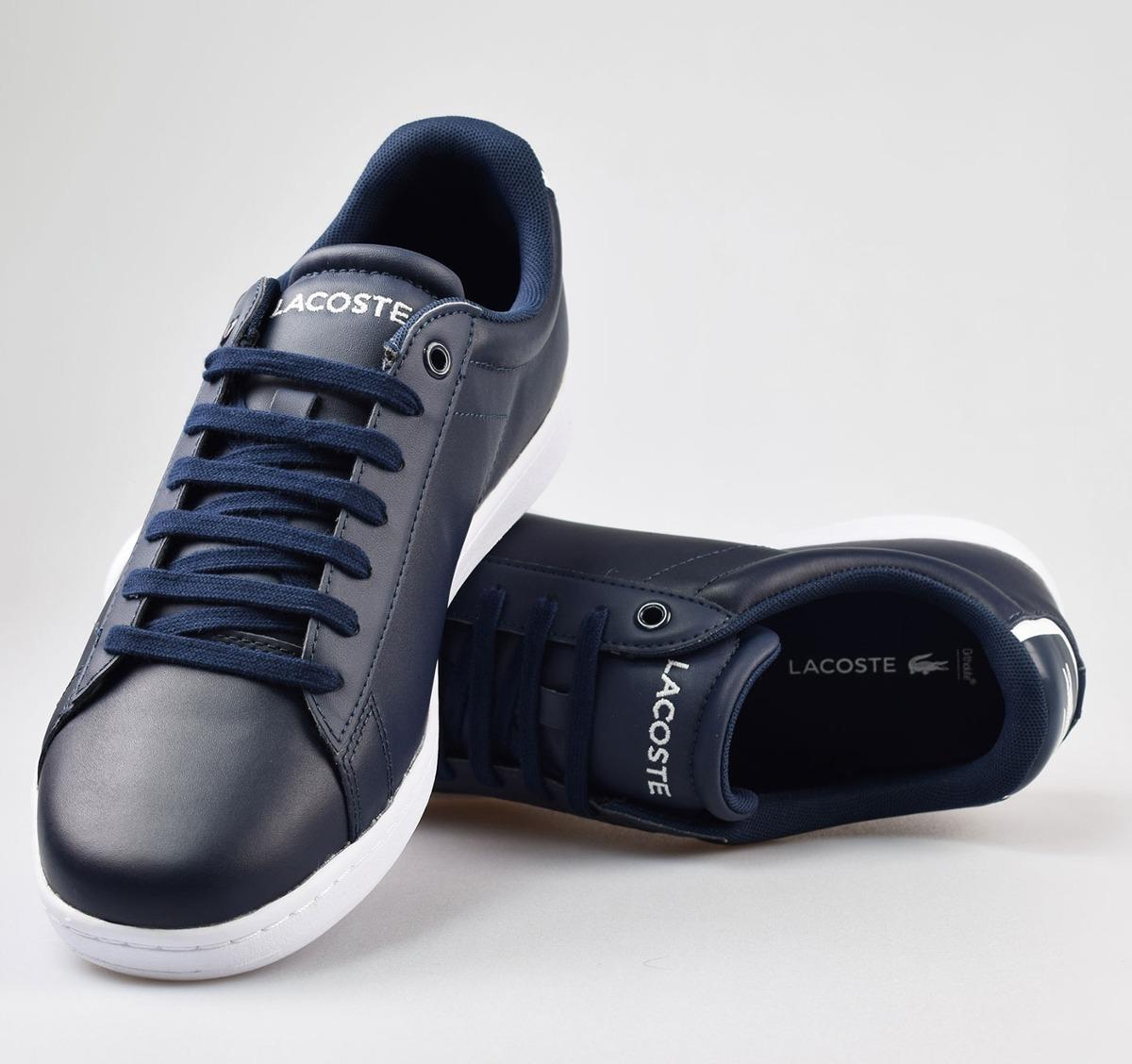hotsale! zapatillas urbanas hombre lacoste carnaby evo bl 1. Cargando zoom. 7a1080f02ca92