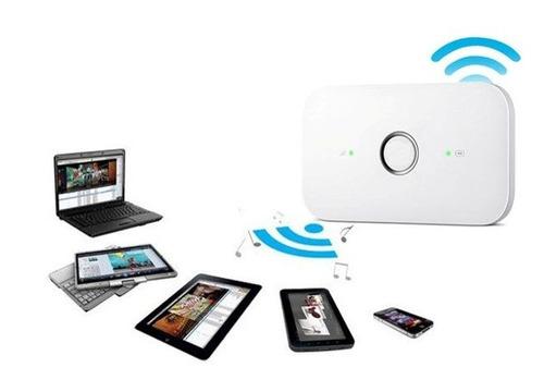 hotspot internet portatil wifi multibam  4g + línea gratis