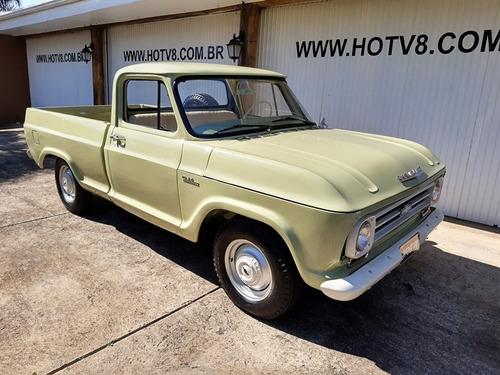 hotv8 vende chevrolet c14 1967 original e impecável