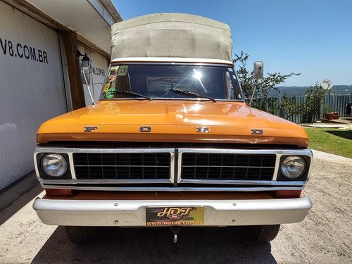 hotv8 vende ford f-2000 1981 original e impecável