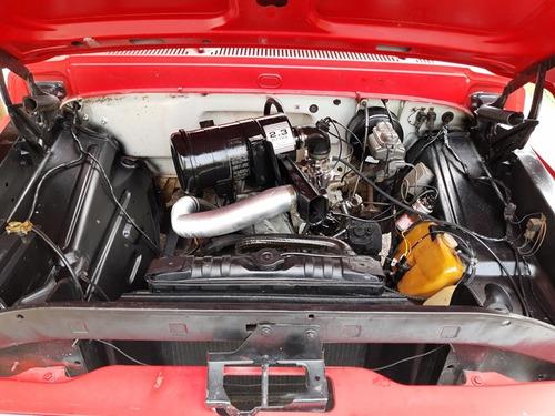 hotv8 vende ford f100 4cil 1984 álcool