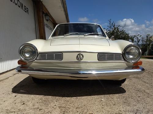 hotv8 vende volkswagen karmann guia tc 1973 impecável