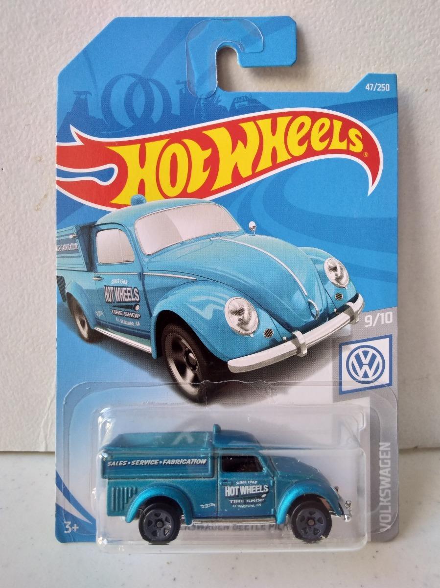 Hotwheels '49 Volkswagen Beetle Pickup Serie Volkswagen 2019 - $ 89.32 en Mercado Libre