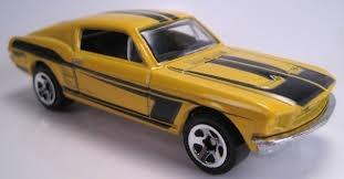 Hotwheels Carros Coleccion Mustang Edicion Aniversario 50