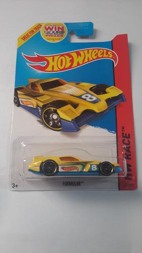 hotwheels - formul8r - 153/250 - 2014