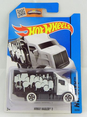 hotwheels hiway hauler 2