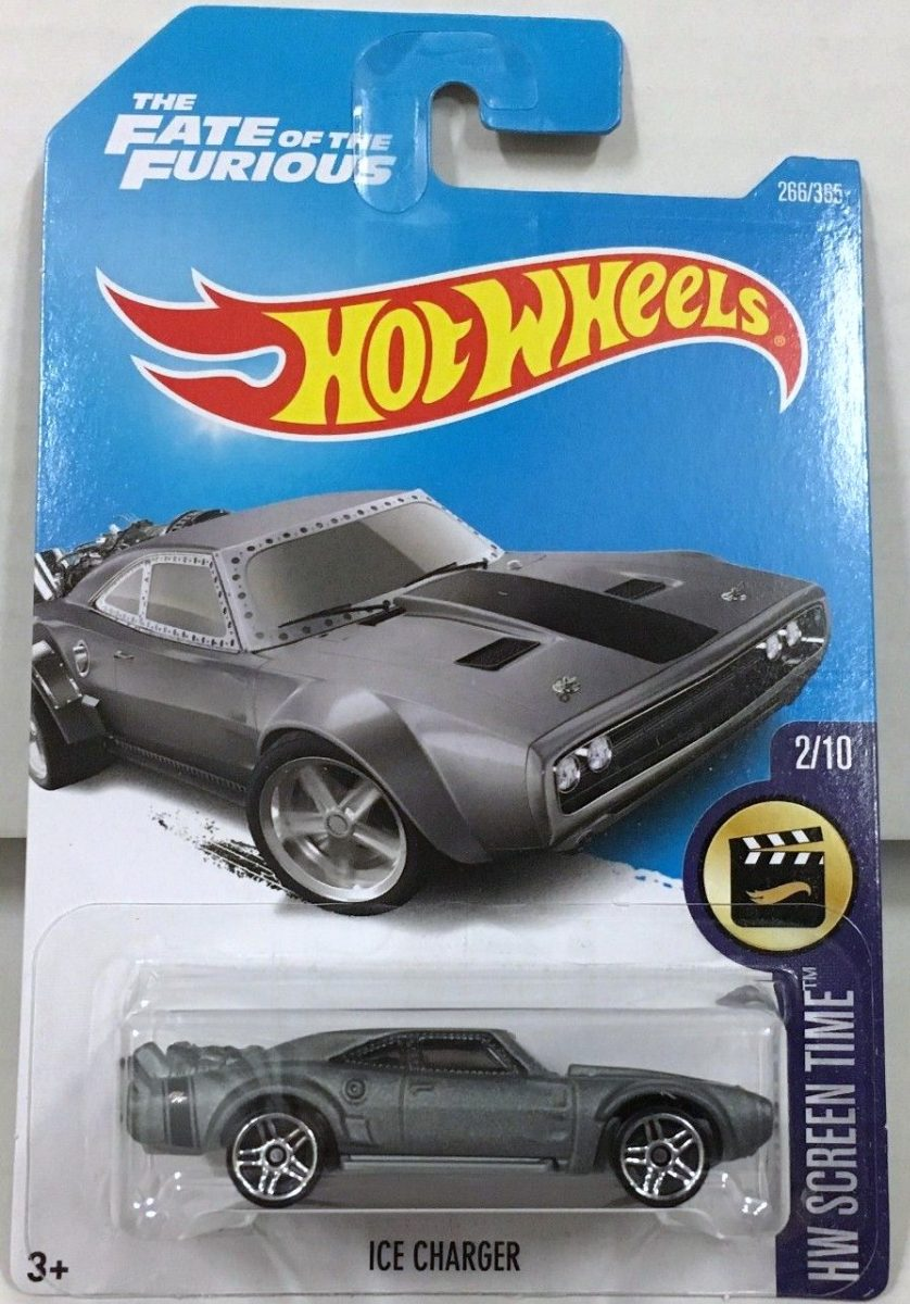 Dodge Ice Charger >> Hotwheels Ice Charger #266 2017 Fast & Furious - $ 120.00 en Mercado Libre